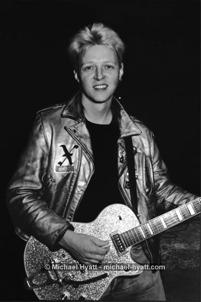 X the Band - Billy Zoom (San Francisco, 1981)