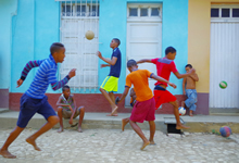 Cobblestone Futbol by Michael Hyatt