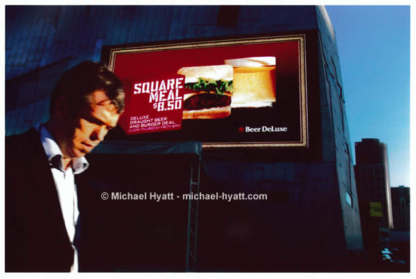 Synonymous - Man, Burger, Beer (Melbourne, 2009)