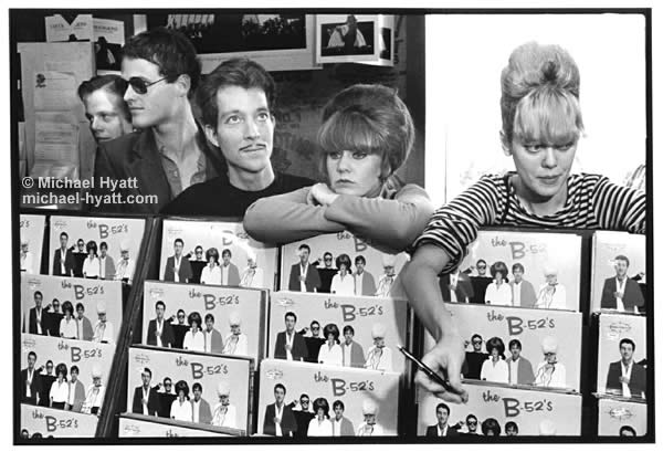 B-52s - Tower Records (Hollywood, 1980)