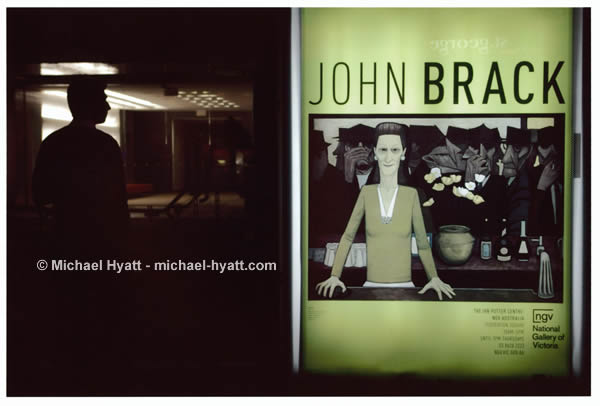 The Art of John Brack (Melbourne, 2009)