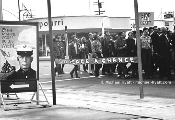 Peace March (Ventura, CA, 1969)