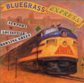 Bluegrass Express CD