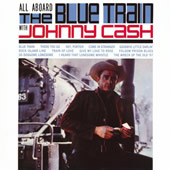 Johnny Cash, All Aboard the Blue Train CD